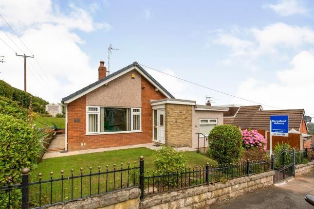 Thumbnail Bungalow for sale in Sunnyside Close, Bagillt, Flintshire, North Wales