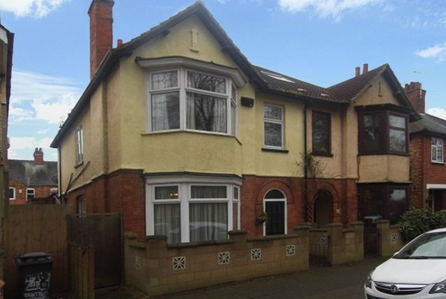 4 bed semi-detached house for sale in Canterbury Terrace, Leicester