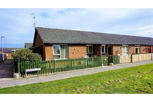 Thumbnail Semi-detached bungalow for sale in Dakota Avenue, Newtownards