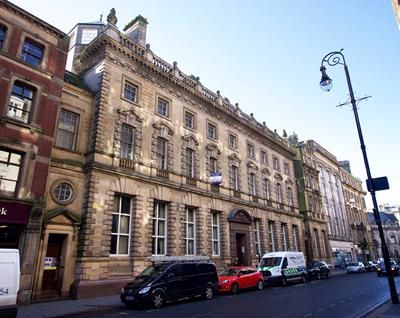 Thumbnail Restaurant/cafe to let in Ground Floor Leisure, 9-17 Collingwood Street, Newcastle Upon Tyne
