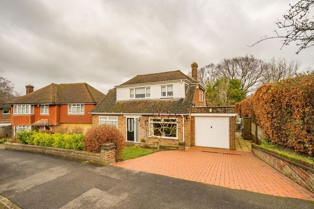 Thumbnail Detached house for sale in Brian Crescent, Southborough, Tunbridge Wells