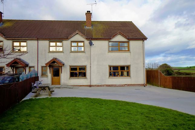 Thumbnail Semi-detached house for sale in The Gables, Newtownards