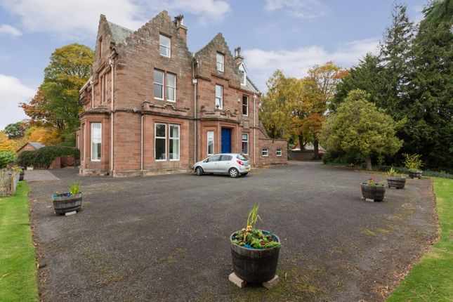 Thumbnail Flat for sale in Abbotsford Road, Galashiels, Borders
