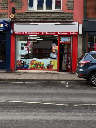 Thumbnail Retail premises for sale in Caerphilly, Gwent