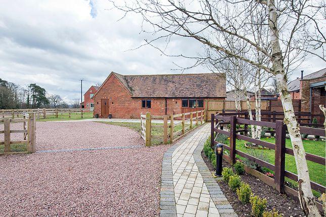 Thumbnail Barn conversion for sale in Upper Skilts Farm, Nr Ullenhall