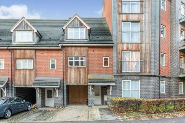 3 bed terraced house for sale in Millward Drive, Bletchley, Milton Keynes, Buckinghamshire MK2
