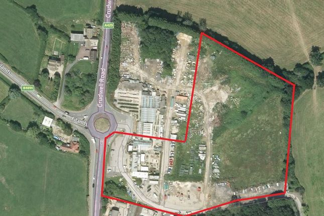 Thumbnail Industrial for sale in Malmesbury Enterprise Park, Crudwell Road, Malmesbury