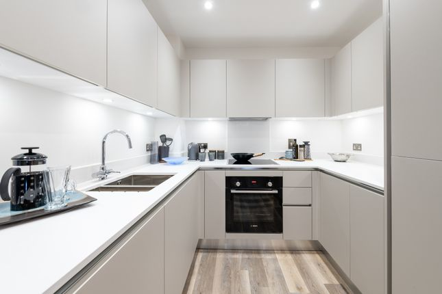 Flat for sale in Brownlow Road, West Ealing, London
