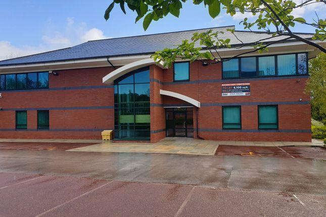 Thumbnail Office to let in A D Aerospace Ltd, Unit 5, Monks Way, Preston Brook, Runcorn