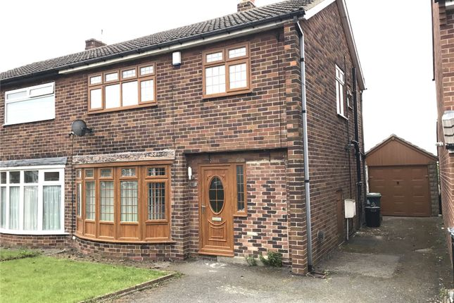 Thumbnail Semi-detached house to rent in Lydgate Road, Batley, West Yorkshire