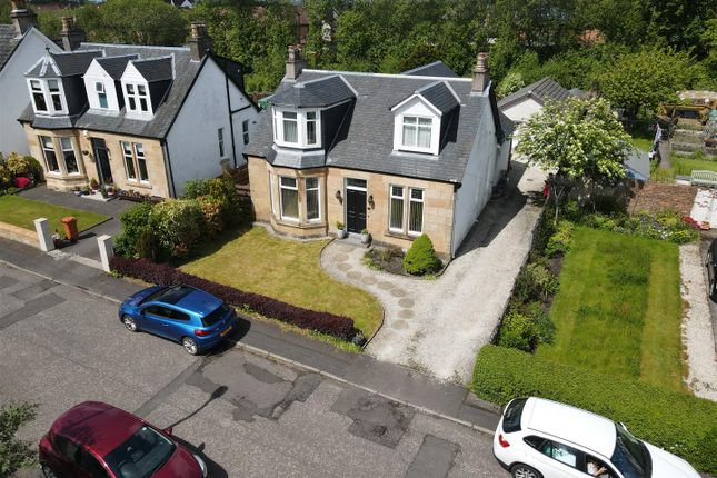 Thumbnail Detached house for sale in Stuart Drive, Bishopbriggs, Glasgow