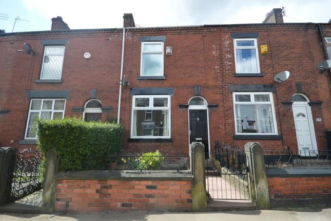 Thumbnail Terraced house to rent in Hodge Road, Worsley, Manchester