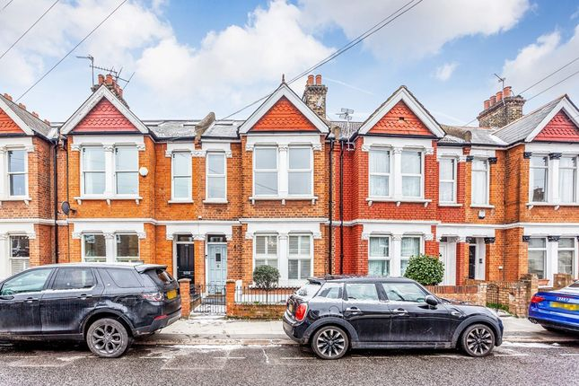 Thumbnail Terraced house to rent in Bollo Lane, London