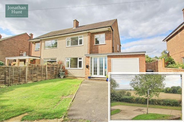 Thumbnail Semi-detached house for sale in Ash Road, Ware