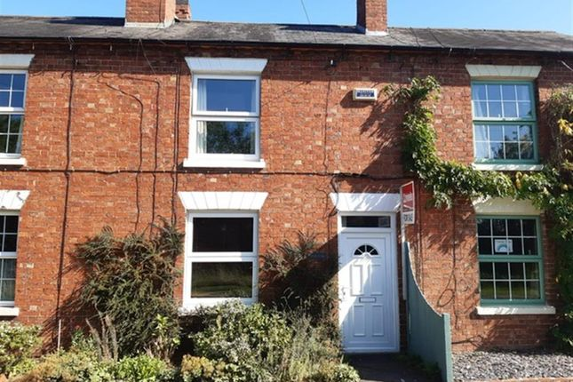 Thumbnail Terraced house for sale in Kelmarsh Road, Clipston, Market Harborough