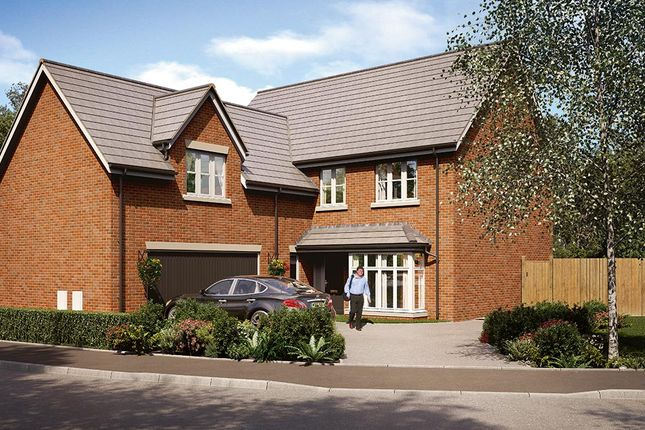 "Thumbnail Detached house for sale in ""The Langham"" at Burton Street, Market Harborough"