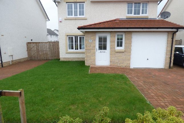 Thumbnail Detached house to rent in Heron Drive, Cumbernauld, North Lanarkshire
