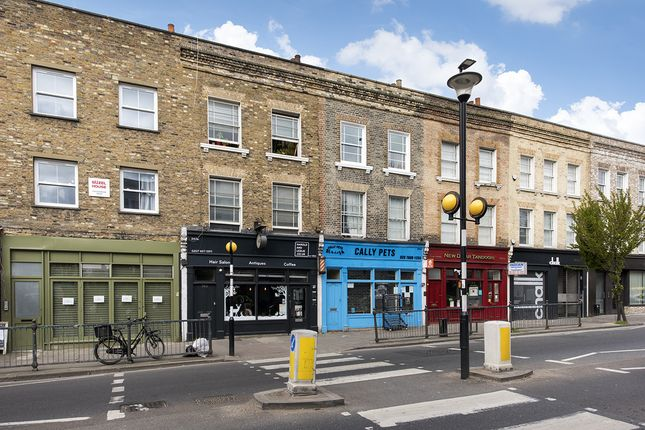 Thumbnail Terraced house for sale in Caledonian Road, London