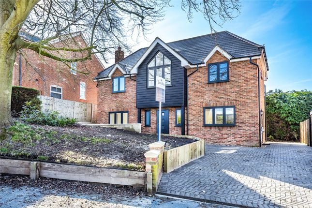 Thumbnail Detached house for sale in Will Hall Close, Alton, Hampshire