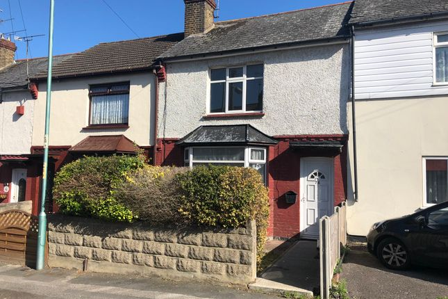 Thumbnail Terraced house to rent in King Edward Road, Gillingham
