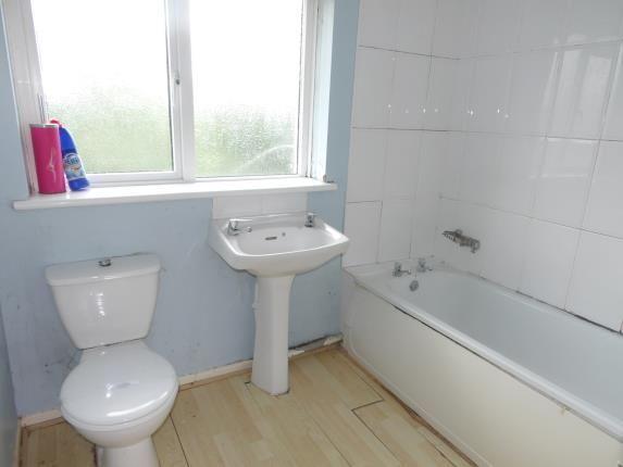 Bathroom of Brook End, St. Helens, Merseyside WA9