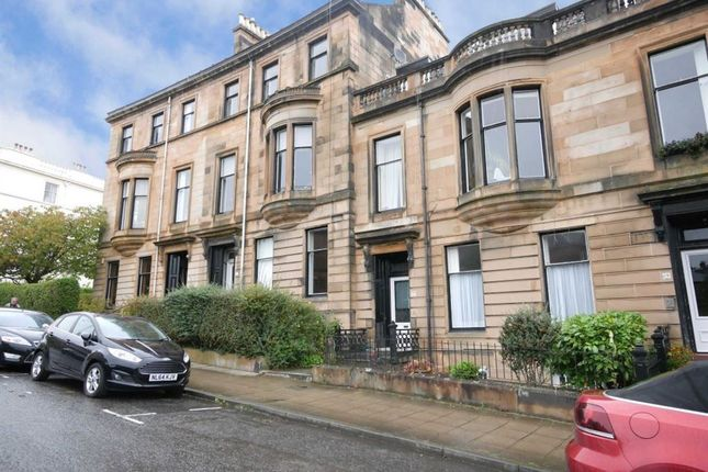 Thumbnail Flat to rent in Victoria Crescent Road, Dowanhill