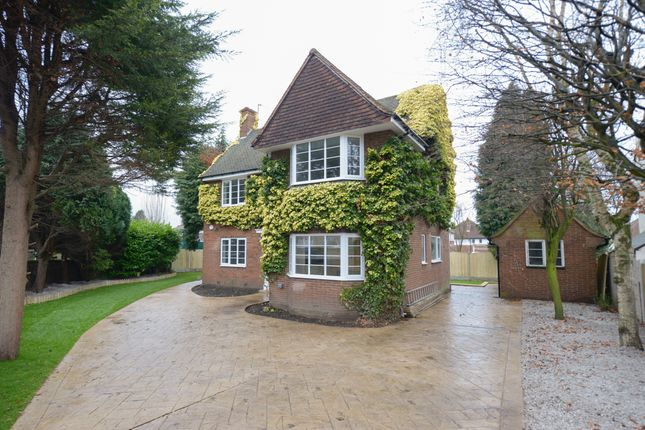 Thumbnail Detached house for sale in Highfield Lane, Chesterfield