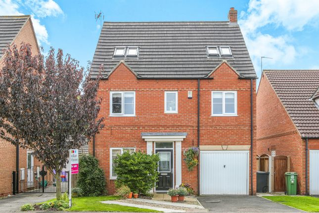 Thumbnail Detached house for sale in Mitchell Way, York