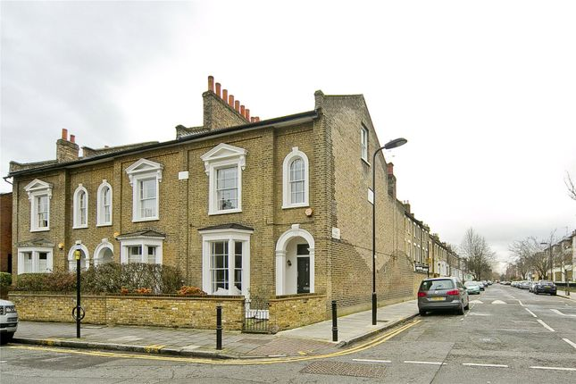 Thumbnail Terraced house for sale in Greenwood Road, Hackney