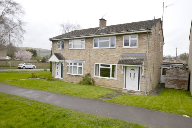 Semi-detached house for sale in Cashes Green Road, Stroud, Glos