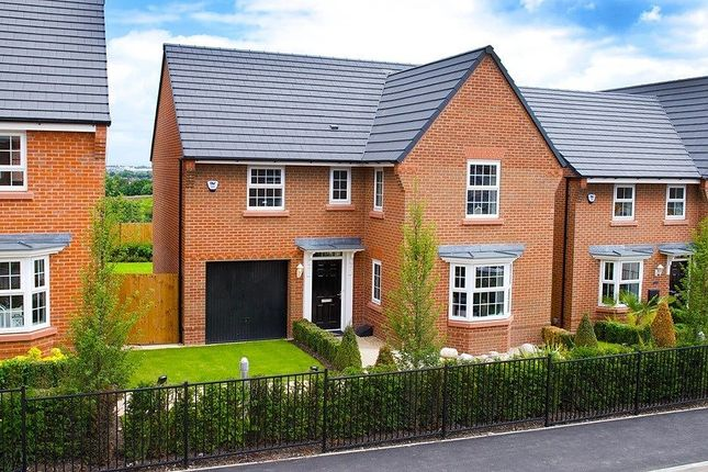 Thumbnail Detached house for sale in Stanneylands Road, Wilmslow