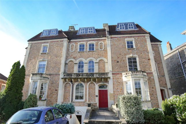 Thumbnail Flat for sale in Oakfield Grove, Clifton, Bristol