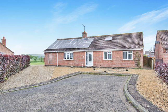 Thumbnail Detached bungalow for sale in Claxtons Close, Mileham, King's Lynn