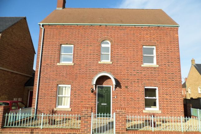 Thumbnail Detached house to rent in Frogden Road, Swindon