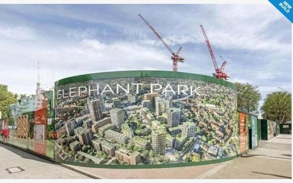 Thumbnail Property for sale in SE11