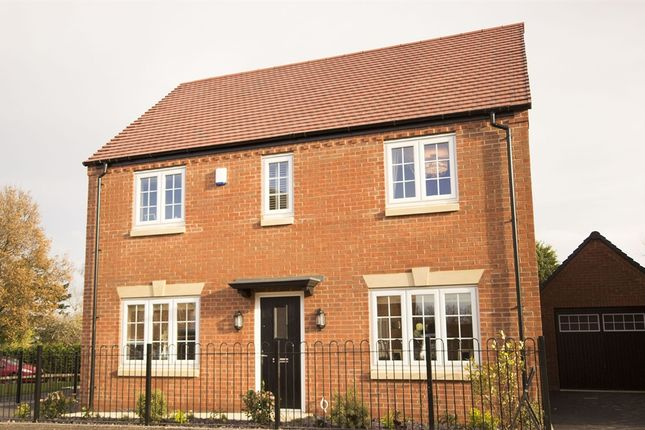 "Thumbnail Detached house for sale in ""The Chedworth"" at Scalford Road, Melton Mowbray"