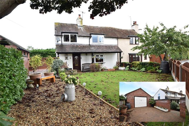 Thumbnail Semi-detached house for sale in Lyfs Lane, Kempsey, Worcester, Worcestershire