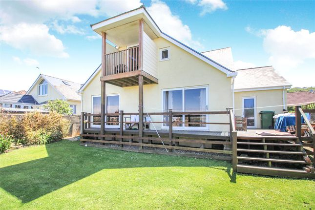 Thumbnail Detached house for sale in Park Avenue, Westward Ho, Bideford