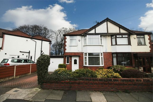 Thumbnail Semi-detached house for sale in Broad Oak Road, Farnworth, Bolton, Lancashire