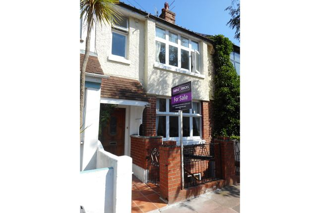 3 bed terraced house for sale in Princes Terrace, Brighton