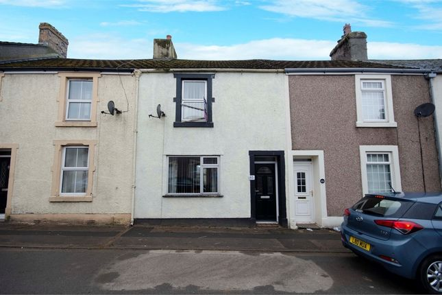 3 bed terraced house for sale in Dalzell Street, Moor Row, Cumbria CA24