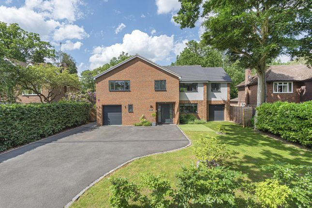 Thumbnail Detached house for sale in Blackwood Close, West Byfleet
