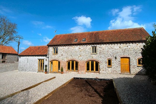 Thumbnail Barn conversion to rent in Kington, Thornbury, Bristol