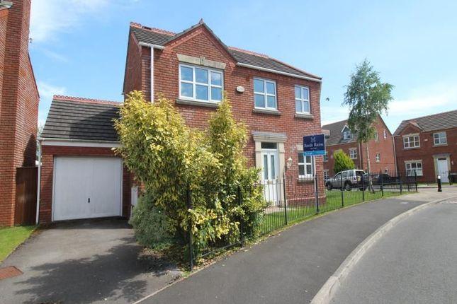 Thumbnail Semi-detached house to rent in Ladybank Avenue, Fulwood, Preston
