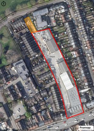 Industrial to let in East Reach, Taunton, Somerset