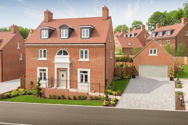 "Thumbnail Detached house for sale in ""The Highleigh"" at Kings Drive, Midhurst"