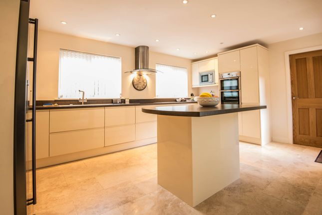 Thumbnail Detached house for sale in Flash Lane, Rufford, Ormskirk