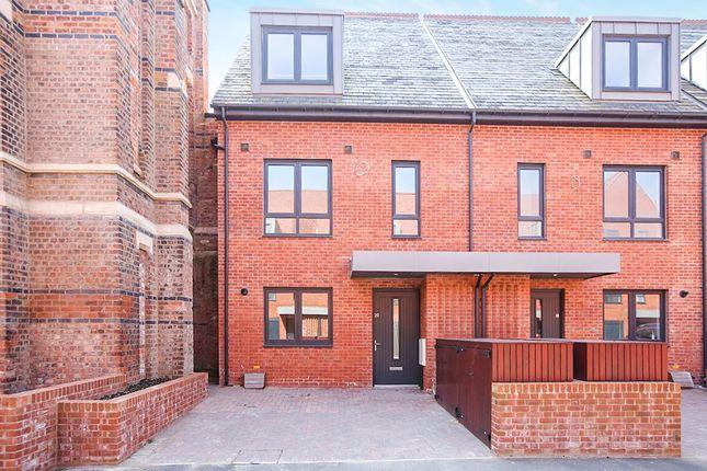 Thumbnail Terraced house for sale in Pennington Gardens, Barnes Village, Cheadle, Cheshire