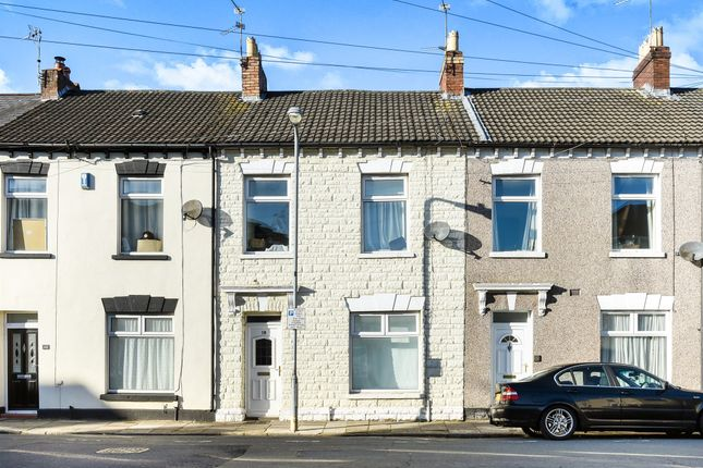 4 bed terraced house for sale in Crystal Court, Redlaver Street, Cardiff