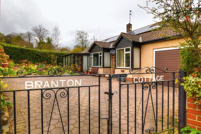 Thumbnail Detached house for sale in Percy Terrace, Alnwick